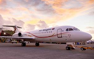 新几内亚航空