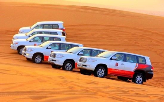 阿联酋沙漠之门旅游公司