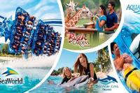 美国海洋世界公园和游乐场