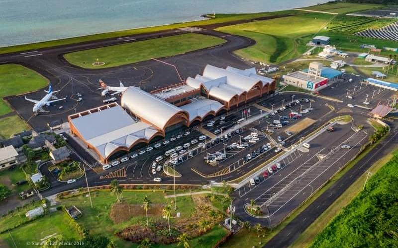 萨摩亚机场事务局