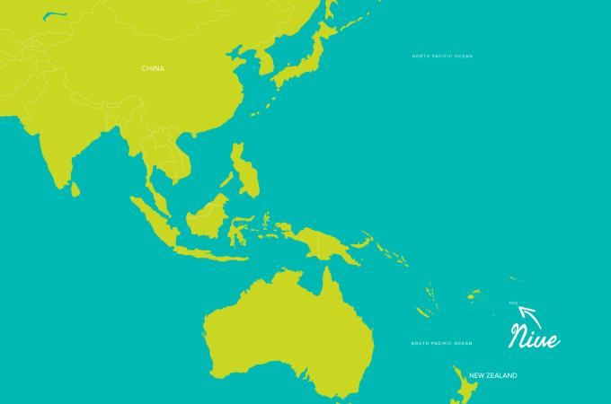Niue Tourism showcase inChina