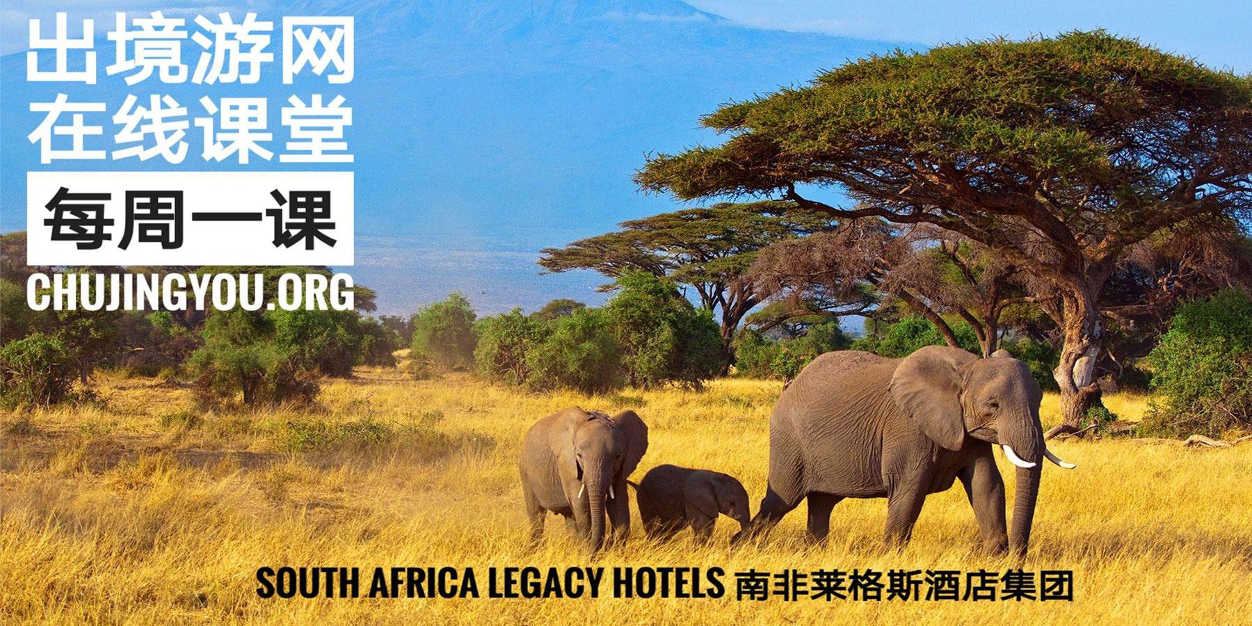 """南非莱格斯酒店推出""""在线课堂"""""""